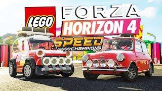 FORZA HORIZON 4 - DLC LEGO Speed Champions ???? - Na żywo