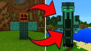 How to spawn the ADMIN BOSS in Minecraft! (Pocket Edition Addon)