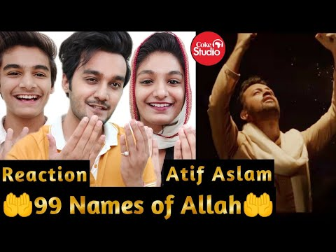 Download 99 Names of Allah by Atif Aslam Reaction   Param Indian Reaction