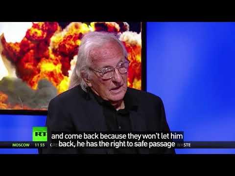 Pilger: Julian Assange needs journalists' support
