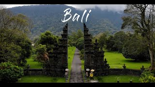 Bali Travel Video - 4K