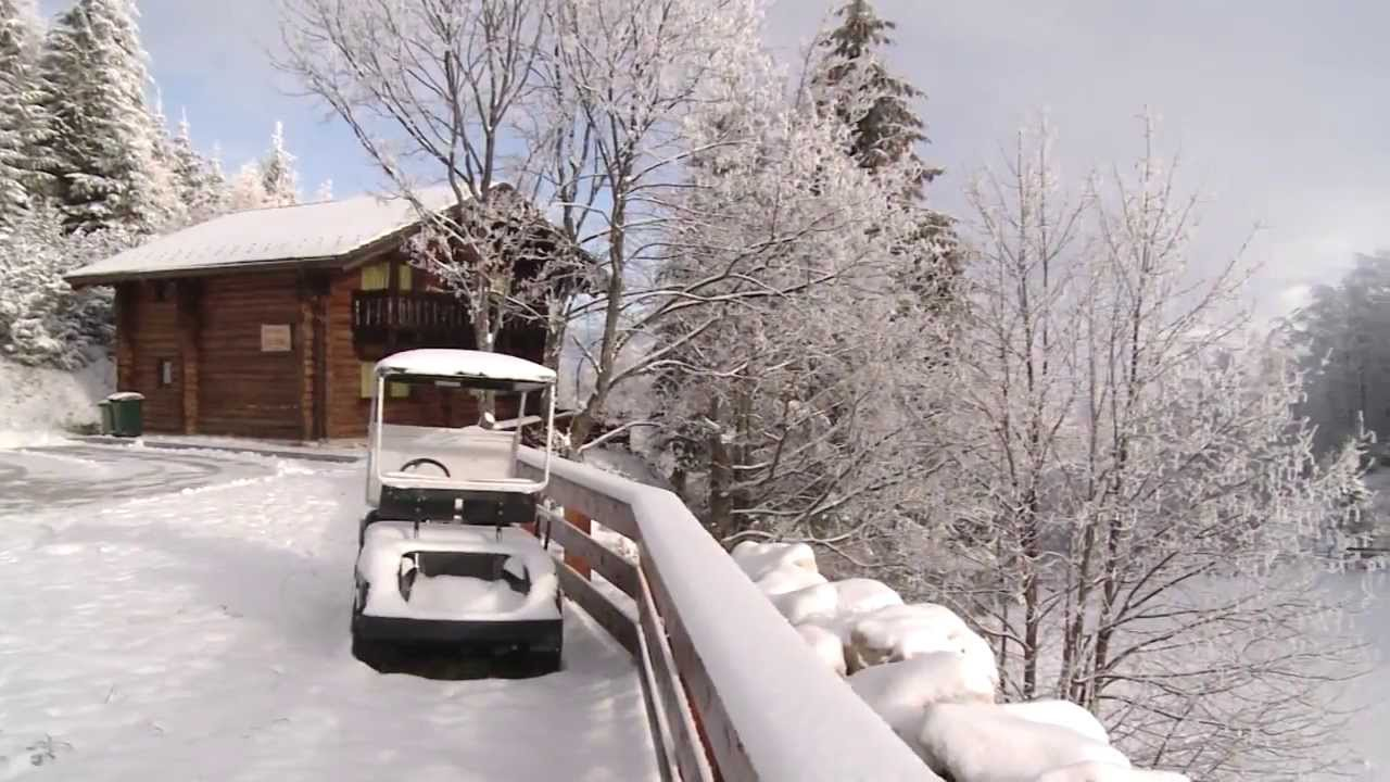 INFO TRIP de Iarna la Munte Romania - Voyage Center PHILIPSKY - TOUR