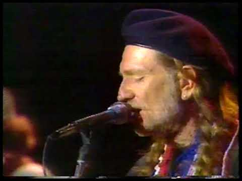 Music - 1981 - Willie Nelson - Georgia on My Mind & All of Me & Blue Eyes Crying In The Rain