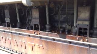 Ralenti et culbuteurs moteur Duvant Valenciennes type 9 VOS 1962
