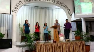 Yosua Manggala Yudha_Jadikan Aku Bait Suci-Mu_Allegra VG Baptis Pertama Bandung 2014