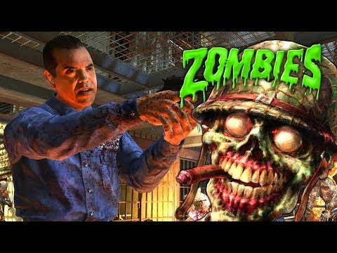 Mob of the Dead Remake (FULL) (Call of Duty Black Ops 3 Zombies)