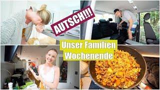 Das ist schmerzhaft! 😣| Auto aufräumen & Haushalt | Reispfanne kochen | Isabeau