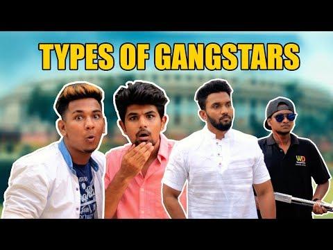 Types Of Gangstars | Hyderabadi Comedy | Warangal Diaries