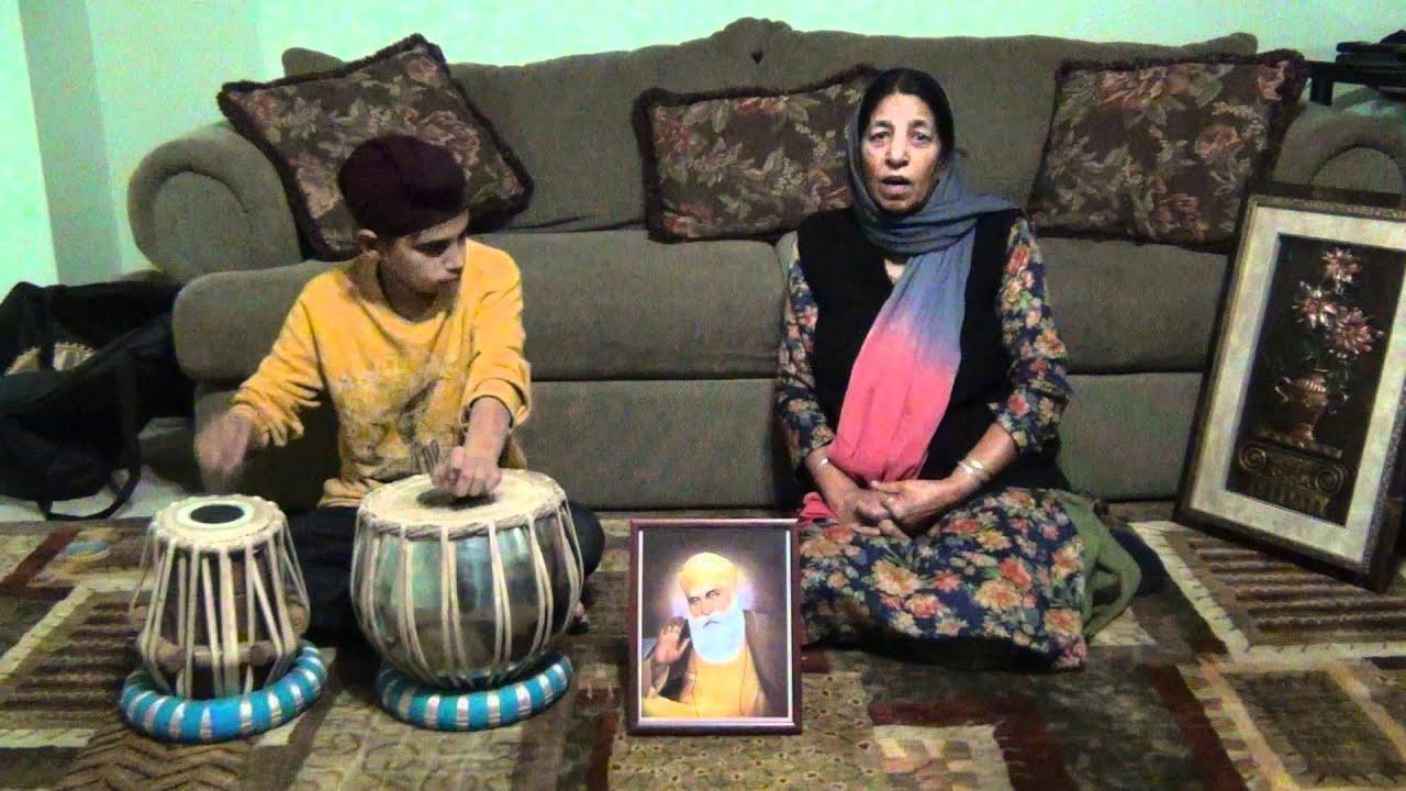 Harminder kaur and Tejas Singh USA wale - YouTube