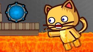 Ударный отряд котят 2 - игра как мультик - Strike force kitty 2 Для Детей часть #12