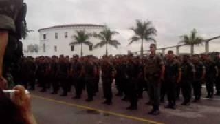 Oração do Infante 38° BI em Vila Velha