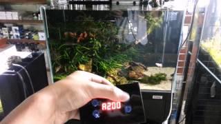 f002 aqua lover led aquarium light b
