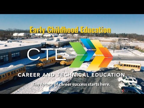 CTE EARLY CHILDHOOD EDUCATION