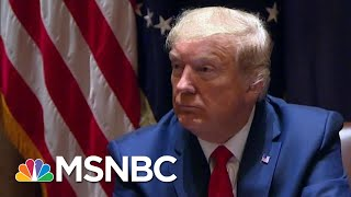 President Donald Trump: Fauci 'Wants To Play All Sides Of The Equation | MTP Daily | MSNBC