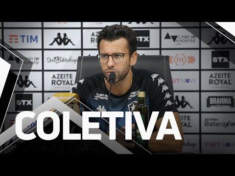 Coletiva | Alberto Valentim (24.01)