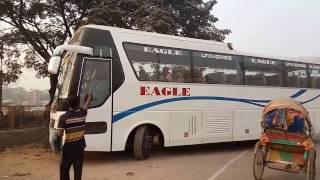 eagle paribahan hyundai shape hino 1j ac first time on road bnc exclusive