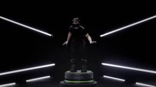 Futuretown Totalmotion Trailer - Arcade-Style VR Motion Experiences