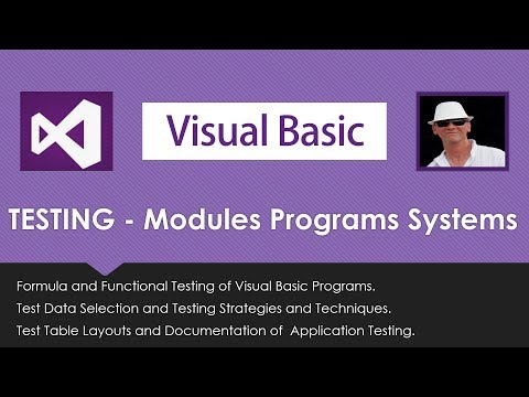 How To Test Software Modules Programs And Systems