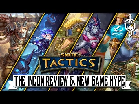 NEW HI-REZ GAME AND PATCH NOTES WITH AMC BUFFS! - Incon - Smite
