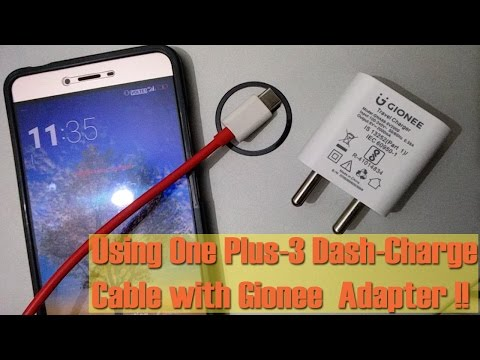 Using One Plus 3 Dash Charge Cable With Other Phones