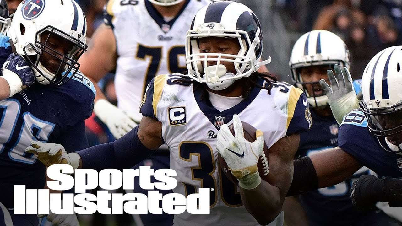Why LA Rams' Todd Gurley Can Beat Out Tom Brady For NFL MVP   SI NOW   Sports Illustrated