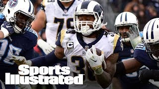 Why LA Rams' Todd Gurley Can Beat Out Tom Brady For NFL MVP | SI NOW | Sports Illustrated