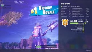 Fortnite - Calamity - One Shot Victory Royale