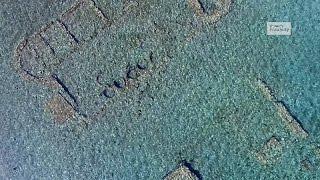 """Η Βυθισμένη """"Ατλαντίδα"""" της Αργολίδας  - Επίδαυρος The Atlantis of Epidaurus Greece Drone"""