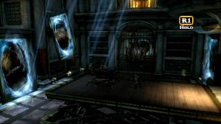 God of War 3 - Puzzles - Mirror Room | WikiGameGuides