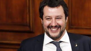 Wochenrückblick: Salvinis Kampf gegen die Mafia