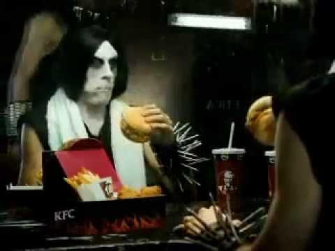 Un Comercial Cualquiera en NORUEGA / KFC Black Metal Commercial