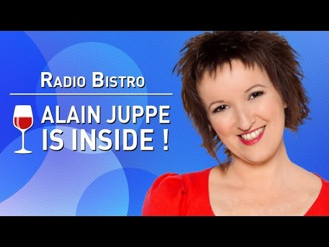 ANNE ROUMANOFF - Alain Juppé is inside !