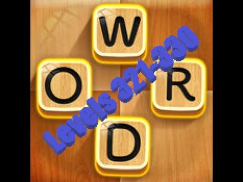 My Word Connect: Search the Word Stream levels 321-330