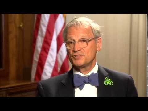 Congressman Earl Blumenauer discuss SIV (Full interview)