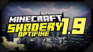Minecraft: Shadery 1.9 + OptiFine + ShaderPacks + Download! (Szybki poradnik)