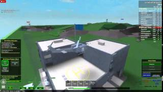 Roblox Armoured Patrol: The water tower is down!!!!