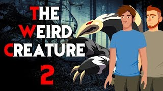 The Weird Creature 2 Horror Stories Animated