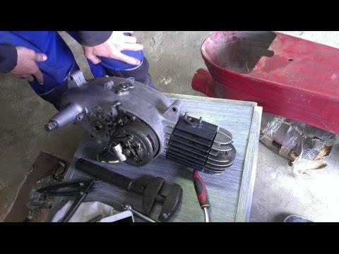 Jawa 555 Skládání Motoru Návod