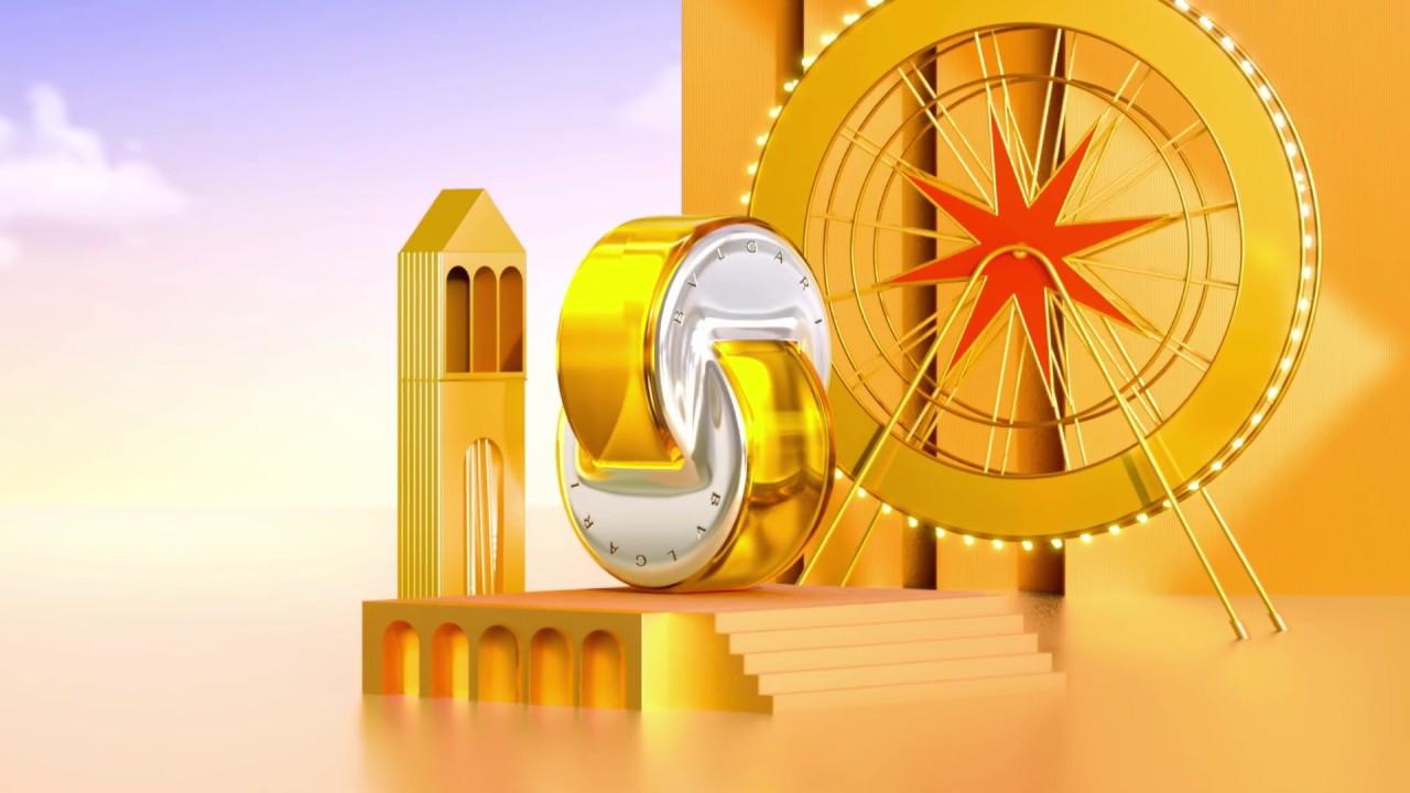 BVLGARI Omnia Golden Citrine - YouTube
