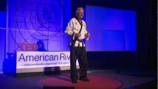 Unthink: the path to flow: Grandmaster Dave Wheaton at TEDxAmericanRiviera 2012