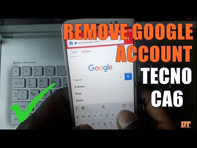 HOW TO BYPASS REMOVE FRP TECNO CA6 (CAMON CM) #1