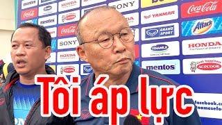 HLV Park Hang Seo nói về kết quả bốc thăm VCK U23 châu Á 2020