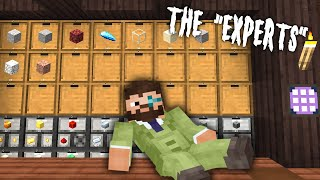 Minecraft Experts 8 | I DID IT! | Modded Minecraft