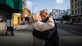 Intimate photos of a senior love triangle | Isadora Kosofsky