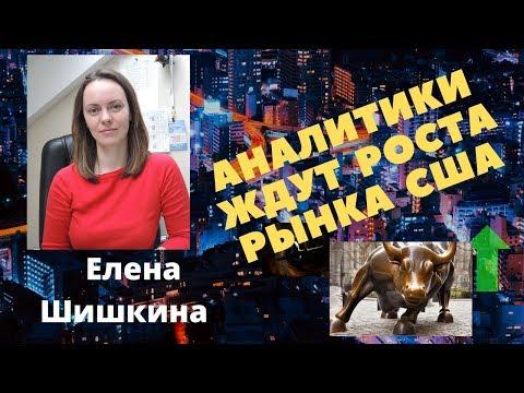 Аналитики ждут роста фондового рынка США - Елена Шишкина
