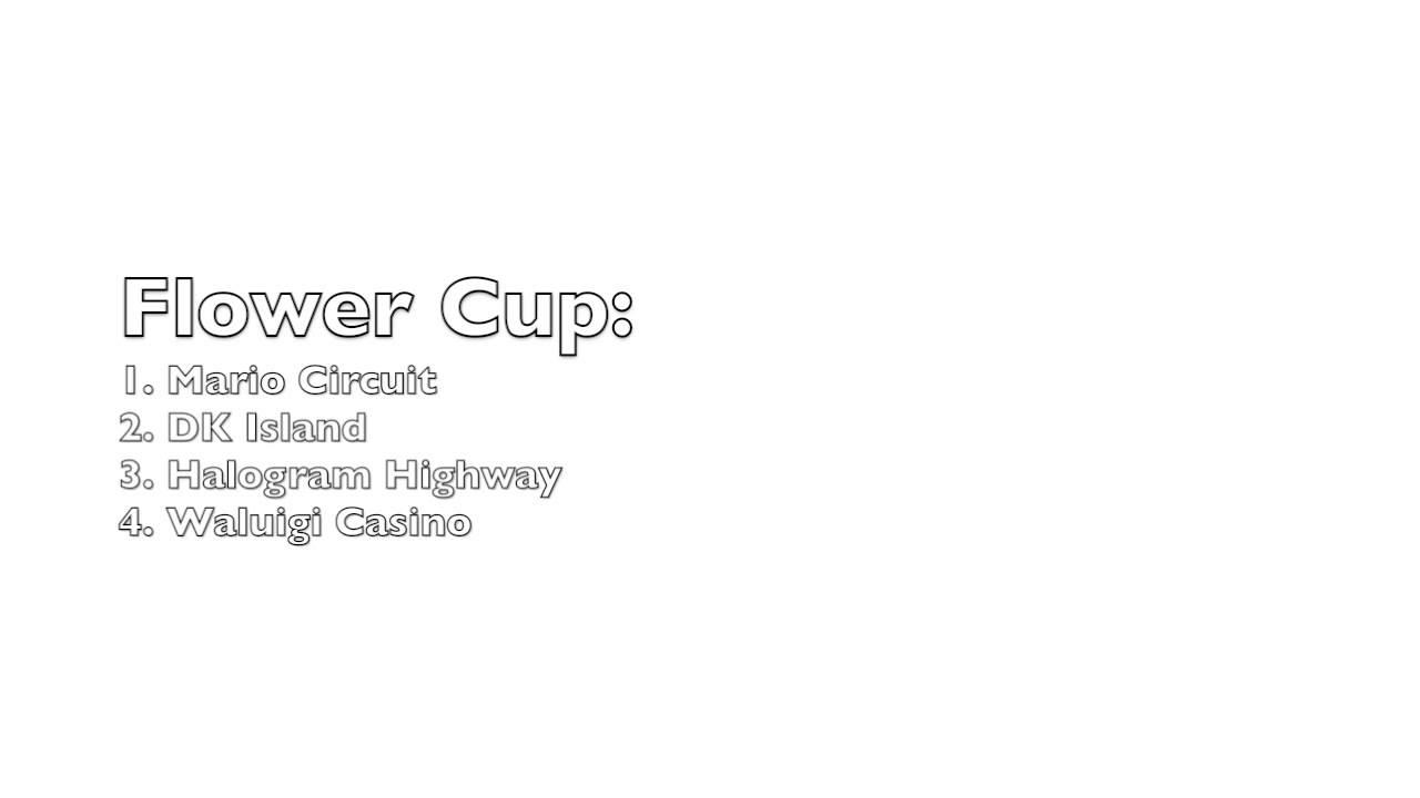 Mario Kart 9 Predictions Episode 5 Nitro Tracks Youtube