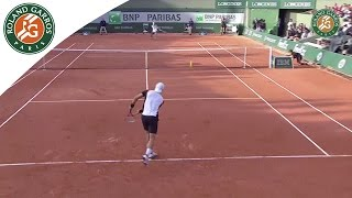 Shots of the day 2015 French Open - Day 2