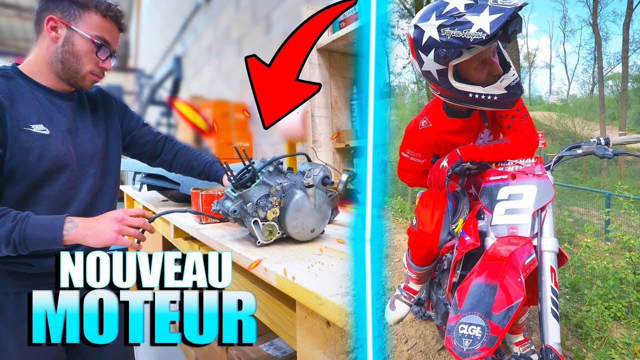 UNE SEMAINE AU LOCAL ! (mécanique, moto..)