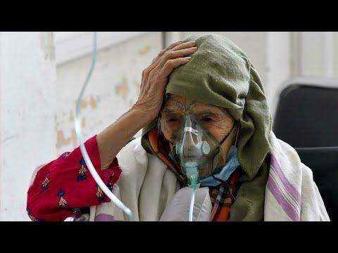Finalement débordée par la crise du Covid, la Tunisie lance un appel à l'aide • FRANCE 24