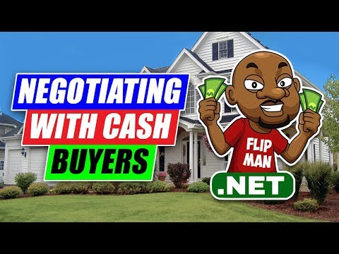 What To Say To Cash Buyers That Call You About Your Wholesale Deals | Flipping Houses